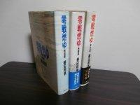 零戦燃ゆ 飛翔篇、熱闘篇、渾身篇 全3冊