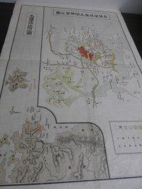 名護屋城豊太閤陣営之図(文禄・慶長の役、肥前名護屋城)
